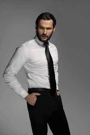 38122509 - fashion business man