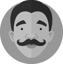 56711024 - mustache and beard styles